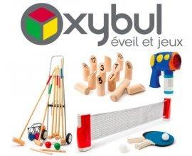 Oxybul éveil et jeux: -30% sur une sélection de jeux de plein air