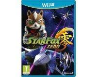 Zavvi: Jeu Nintendo Wii U Star Fox: Zero à 24,99€ au lieu de 57,99€