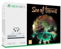 Amazon: Pack Xbox One S 1 To + jeu Sea of Thieves à 199€