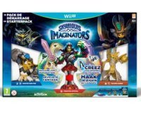 Auchan: Jeu Wii U Skylanders Imaginators - Starter Pack à moitié prix