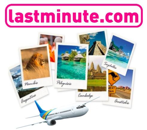 Code promo Lastminute : 10€ de réduction dès 150€ de réservation