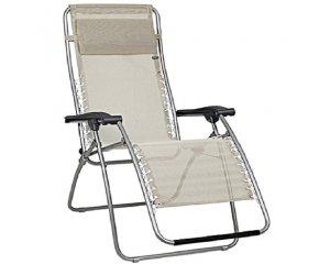 lafuma fauteuil relax pliant batyline seigle rsxa 143 au lieu de 179 auchan. Black Bedroom Furniture Sets. Home Design Ideas