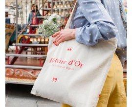 Histoire d'Or: 1 tote bag offert dès 69€ d'achat