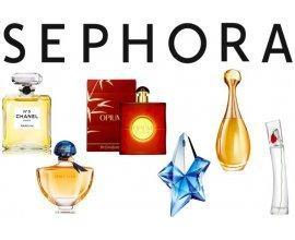 Sephora: 30% de réduction sur les parfums et les coffrets parfums