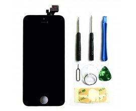 Rakuten-PriceMinister: Ecran Complet Pour iPhone 5c Noir Vitre Tactile+Écran LCD Sur Châssis+Outils à 12€ au lieu de 19€