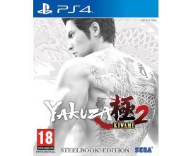 Zavvi: Jeu PS4 Yakuza Kiwami 2 à 43,99€ au lieu de 52,19€