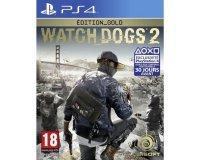 Cdiscount: Jeu PS4 Watch Dogs 2 Edition Gold à 59,99€ au lieu de 79,83€