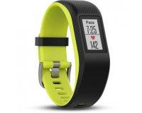 Auchan: Montre GARMIN sport GPS Vivosport noir/citron - L à 149,99€ au lieu de 199,99€