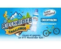 Saint Amand: un VTT Rockrider 250 à gagner