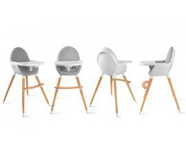 Groupon: Chaise haute pour bébé 2-en-1 Kinderkraft à 89,99€ au lieu de 169€