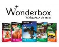 Wonderbox: 10€ de réduction sur tous les coffrets cadeaux dès 75€ d'achat