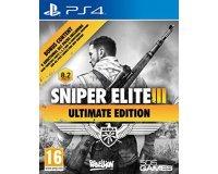 Playstation: Jeu PS4 Sniper Elite 3 ULTIMATE EDITION à 12,99€ au lieu de 39,99€