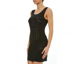 Brandalley: Fond de robe sans manches Dunes La Perla noir d'une valeur de 59€ au lieu de 450€