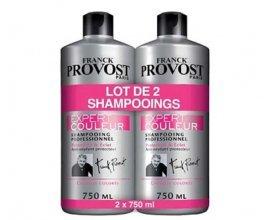 E-Leclerc: Lot de 2 shampoings ou après-shampoings 750ml Franck Provost au prix de 4,88€ au lieu de 8,14€