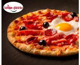 Groupon: Pour 1€ une pizza achetée = une pizza offerte chez Le Kiosque à Pizzas