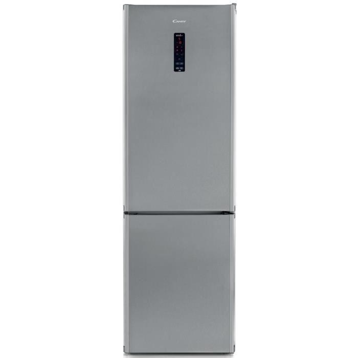 Code promo Cdiscount : Réfrigérateur combiné - Total 288L - CANDY CKCS6186IXV  à 419,99€ au lieu de 699€