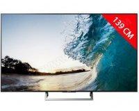 Ubaldi: TV LED 4K 139 cm  SONY KD55XE8505BAEP à 899€