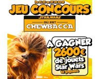 Maxi Toys: 2600 euros de jouets Star Wars à gagner