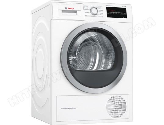 Code promo Ubaldi : BOSCH - Sèche linge Condensation WTW87499FF à 670€ au lieu de 999€