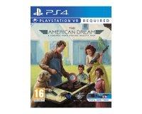 Base.com: Jeu PS4 PSVR The American Dream à 21,77€ au lieu de 28,86€