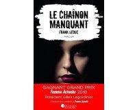 """Serengo: 5 romans """"Le chainon manquant"""" de Frank Leduc à gagner"""