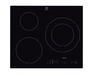 Cdiscount: Table de cuisson à induction (3 zones) ELECTROLUX E6113HIK à 249,99€