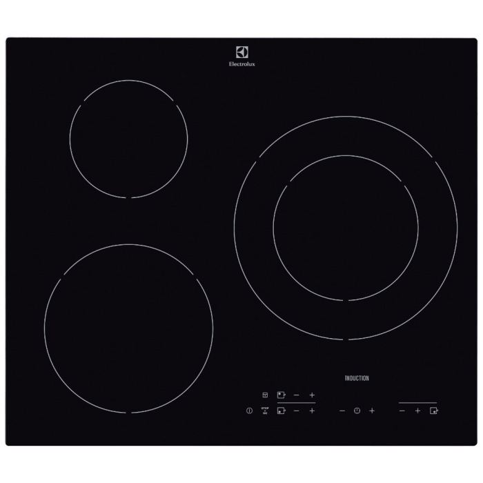 Code promo Cdiscount : Table de cuisson à induction (3 zones) ELECTROLUX E6113HIK à 249,99€