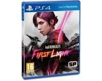 Playstation: Jeu PS4 inFAMOUS First Light à 4,99€ au lieu de 14,99€