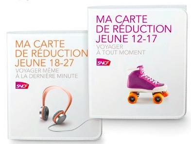 Code promo OUI.sncf : Toutes les cartes de réduction SNCF à 29€