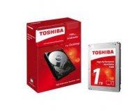 Rue du Commerce: Disque dur - TOSHIBA - P300 1 To à 39,99€ au lieu de 64,90€