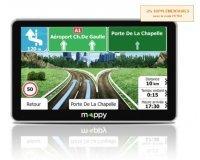 Webdistrib: GPS MAPPY Maxi X755 Truck à 178,49€ au lieu de 249,99€