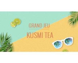 Kusmi Tea: Un ensemble de thé Kusmi Tea à gagner