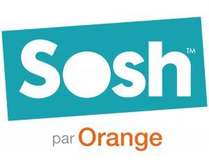 Sosh: Forfait mobile tout illimité avec 20Go de données internet à 4,99€ par mois pendant 1 an