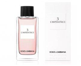 Feelunique: Eau de toilette femme L'Impératrice 100ml Dolce & Gabbana d'une valeur de 40,50€ au lieu de 53,90€