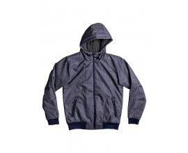 Quiksilver: Veste Bomber homme imperméable couleur bleu médiéval  au prix de 111,99€ au lieu de 159,99€