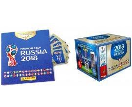 Groupon: 250 stickers Panini Collection Officielle FIFA Coupe du Monde Russie 2018™ à 29,95€