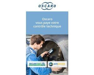 Oscaro: Un contrôle technique à gagner