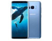 Pixmania: Smartphone - SAMSUNG Galaxy S8 Coral Blue, à 487€ au lieu de 540€