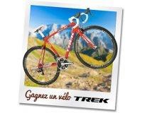 Sherpa: Un vélo Trek Bike à gagner