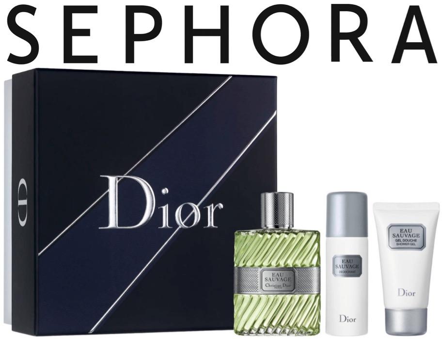 Code promo Sephora : 30% de remise sur les coffrets parfums