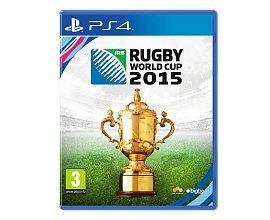 ToysRUs: Jeu PS4 Rugby World Cup 2015 à 19€ au lieu de 37,98€