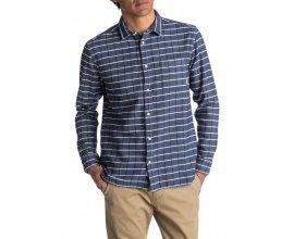 Quiksilver: Crossed Tide Flannel - Chemise à manches longues à 45,59€ au lieu de 75,99€