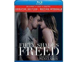 Chérie FM: 5 Blu-ray du film 50 nuances plus claires à gagner