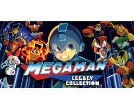Nintendo: Jeu Nintendo 3DS Mega Man Legacy Collection à 7,04€ au lieu de 14,99€