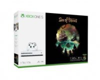 Fnac: Pack Console Microsoft Xbox One S 1 To + Sea of Thieves à 229€ au lieu de 299€
