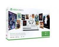 Fnac: Pack Console Microsoft Xbox One S 500 Go + Game Pass 3 Mois + Live Gold à 199€ au lieu de 279€