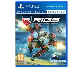 Maxi Toys: Jeu PS4 Rigs Mechanized Combat VR à 11,99€ au lieu de 32,99€