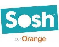 Sosh: Forfait mobile appels, SMS & MMS illimités + 50 Go d'Internet à 9,99€/mois pendant 1 an