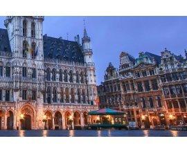Géant Casino: A gagner 1 week-end à Bruxelles pour 2 personnes