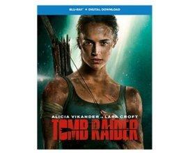 Base.com: BluRay - Tomb Raider, à 21,93€ au lieu de 28,86€